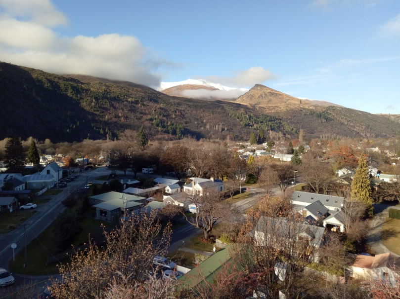 Arrowtown is now a bustling tourist precinct.