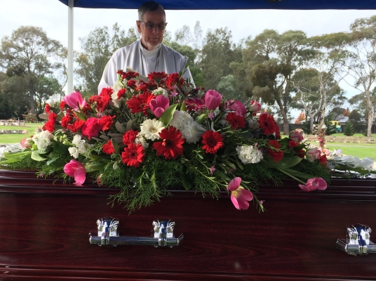 Funeral services and burials can cost tens of thousands of dollars.