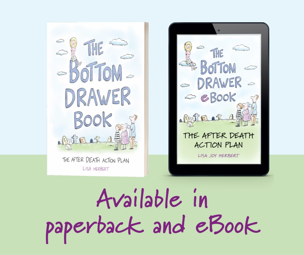 The Bottom Drawer Book is now available as an eBook on Google Play, Kobo, Booktopia and Apple Books for $15.99